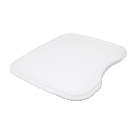 Rectangular polyethylene chopping board for J-Granito sinks