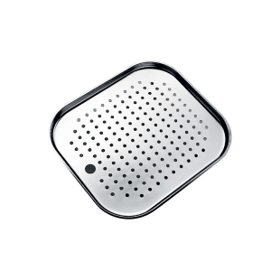 Stainless steel bowl cover