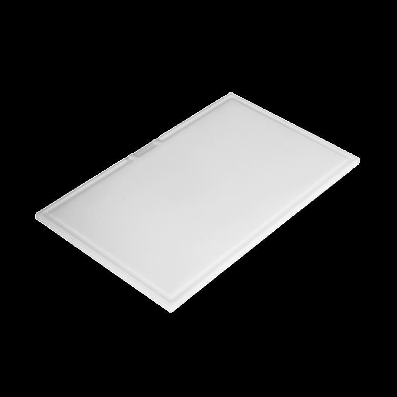 Tagliere rettangolare in polietilene